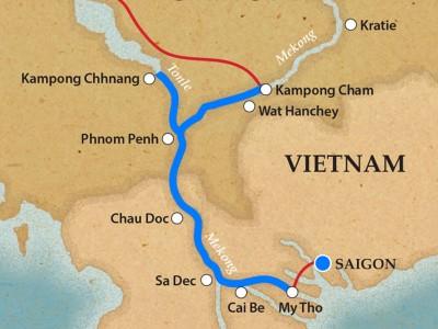 itenirarij-klasični-mekong