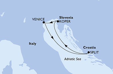 mapa_msc_liricamini koper benetke sredozemlje