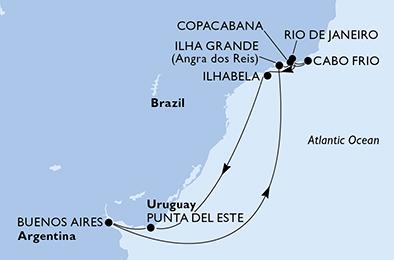 mapa_msc_orchestra južna amerika copacabana
