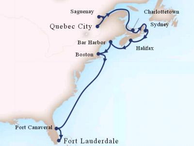 mapa_zuiderdam_kanada_florida