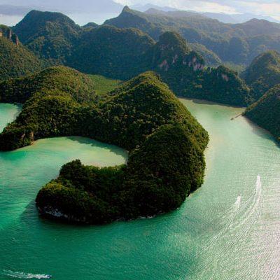 Dayang-bunting-lake