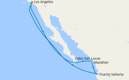 mapa carnival panorama mehika iz los angelesa