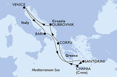 mapa_msc_magnifica benetke vzhodno sredozemljel