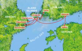 viking mapa