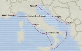mapa marina sredozemlje monako