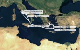 mapa zahodno sredozemlje odyssey ots