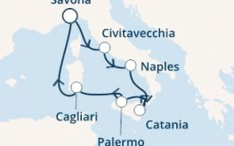 mapa costa firenze po italiji zahodno sredozemlje